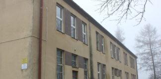 Budynek po Szkole Podstawowej w Kępiu