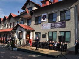 """Obchody jubileuszy OSP i Orkiestry """"Tempo"""" w Charsznicy - fot. K. Capiga"""