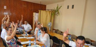 Jednomyślne głosowanie nad absolutorium dla wójt gminy za 2016 rok