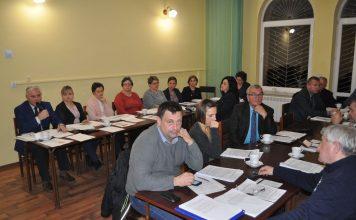 Listopadowa sesja Rady Gminy Kozłów