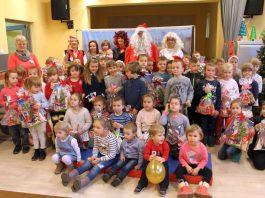 Święty Mikołaj w gołczańskim BiOAK-u