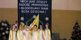 Zespół Szkół Nr 1 w Miechowie - spotkanie wigilijno-jasełkowe 2017