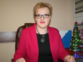 Marta Banach, główna księgowa Powiatowego Centrum Usług Wspólnych w Miechowie