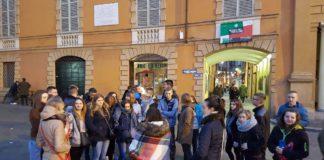Uczniowie Zespołu Szkół Nr 2 im. Jana Pawła II w Miechowie na praktykach we Włoszech