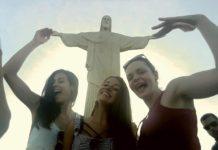 Nowo poznane koleżanki z Urugwaju