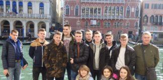 Uczniowie Zespołu Szkół Nr 2 w Miechowie na praktykach we Włoszech w ramach projektu Europejska mobilność – nasza droga do sukcesu zawodowego Erasmus +