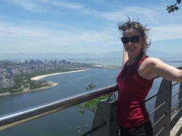 Agata na końcu ŚWIATA - Rio de Janeiro