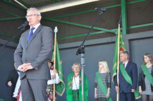 Wójt gminy Charsznica - Jan Żebrak