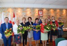 Nauczyciele wyróżnieni Nagrodą Wójta Gminy Gołcza