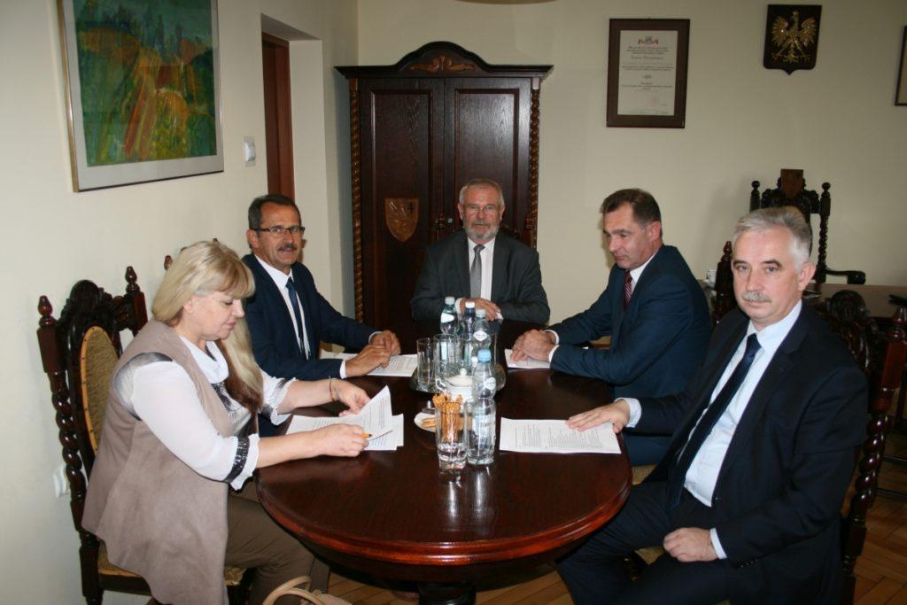 Zarząd Powiatu Miechowskiego kadencji 2014-2018