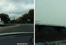 Rondo przed Miechowem - fot. MIECHOWSKI.PL
