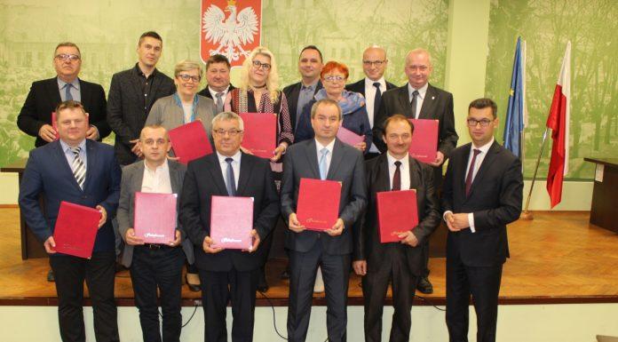 Rada Miejska w Miechowie kadencji 2014-2018