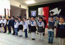 Ślubowanie pierwszoklasistów - Szkoła Podstawowa w Racławicach 2018
