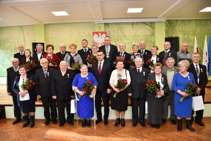 Złote Gody 2019 w gminie Miechów