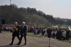 223. rocznica bitwy pod Racławicami - 4 kwietnia 2017 - fot. K. Capiga - miechowski.pl