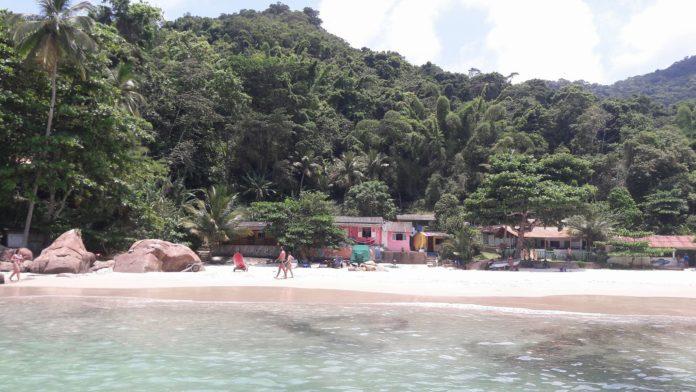 Wyspa Ilha Grande